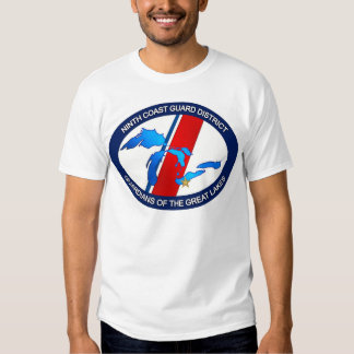 9th Coast Guard District Tee Shirt