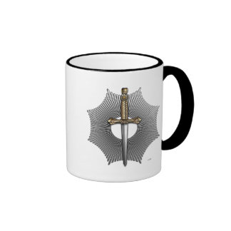 9th Degree: Master of the Temple Coffee Mugs