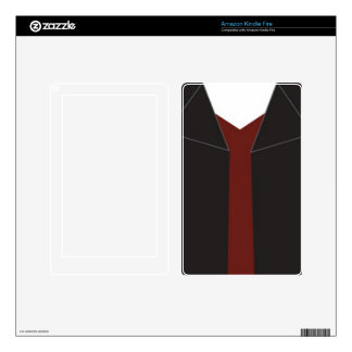 9th Doctor Minimalist Skins For Kindle Fire