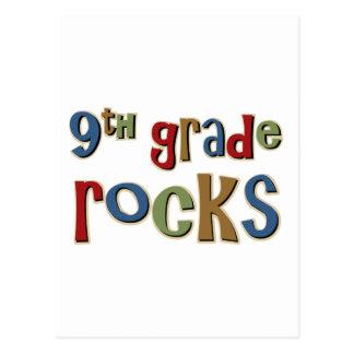 9th Grade Rocks Ninth Postcard