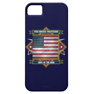 9th Indiana Infantry iPhone SE/5/5s Case
