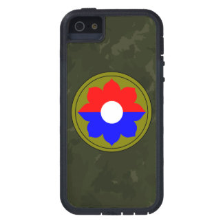 "9th Infantry Division""Old Reliables"" Dark Green Case For iPhone SE/5/5s"