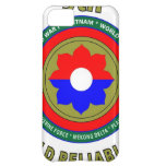 """9TH INFANTRY DIVISION """"OLD RELIABLES"""" PRODUCTS COVER FOR iPhone 5C"""