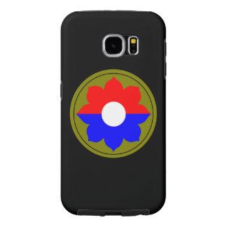 """9th Infantry Division""""Old Reliables"""" Samsung Galaxy S6 Case"""