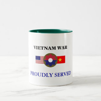 9TH INFANTRY VIETNAM MUG
