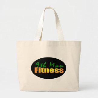 9th Man Fitness Jumbo Tote Bag