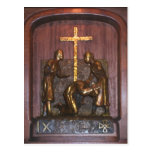 9th Station of the Cross Postcard