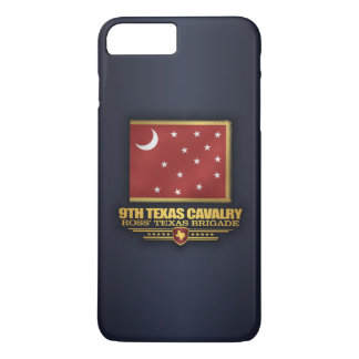 9th Texas Cavalry (v10) iPhone 7 Plus Case