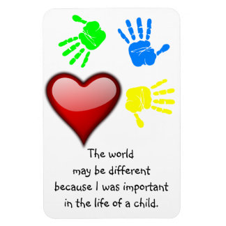 A0001.I Made a Difference in the Life.Magnet.2 Magnet