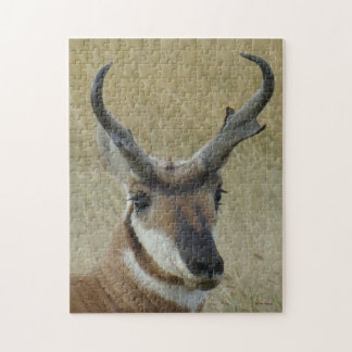 A0005 Pronghorn Antelope Jigsaw Puzzle