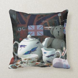 A003_005 Jubilee Tea Party - Cushion Pillow