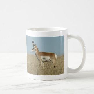 A0046 Pronghorn Antelope Coffee Mug