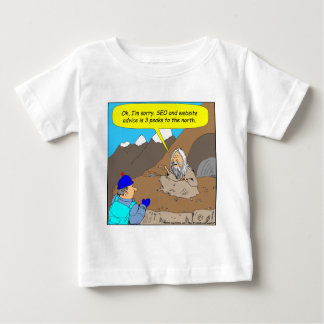 A005 guru seo website advice zazzle.png baby T-Shirt