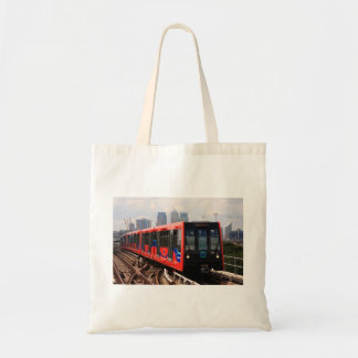 A006_01: Tren a Woolwich - la bolsa de asas de Lon