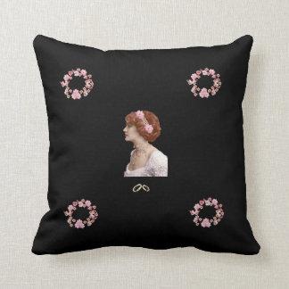 A01 Cherry Blossom Bride Pillow