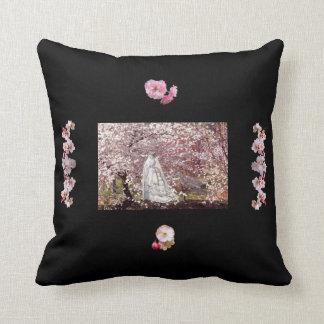 A03 Cherry Blossom Bride Pillow