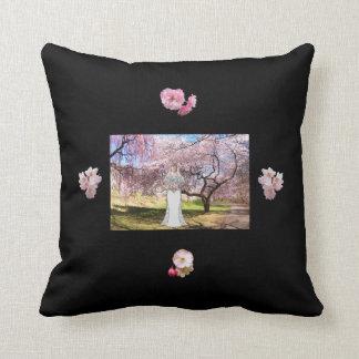 A06 Cherry Blossom Bride Pillow