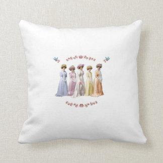 A08  Cherry Blossom Bride Pillow
