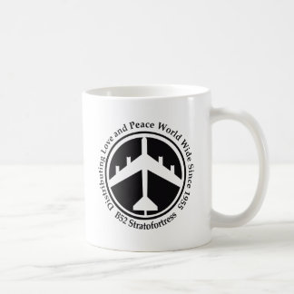 A098 B52 distribiting love black.png Coffee Mug