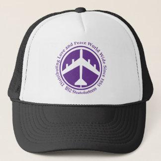 A098 B52 distribiting love purple.png Trucker Hat