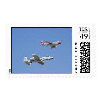 A10 & F86 Postage