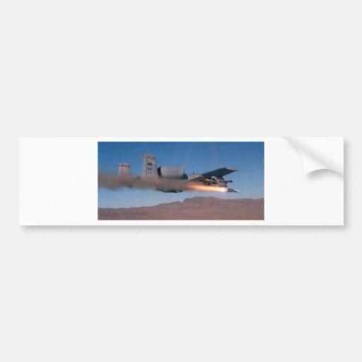 a10 maverick launch bumper stickers