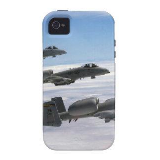 A10 rayo II iPhone 4 Carcasa
