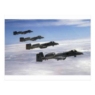 A10 Thunderbolt II Post Card