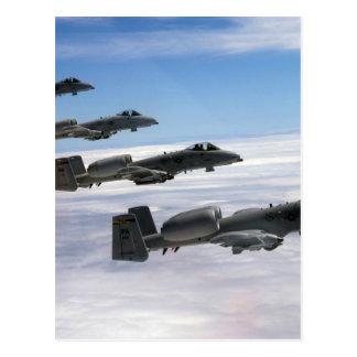 A10 Thunderbolt II Post Cards