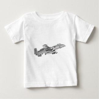 A10 thunderbolt jet design baby T-Shirt