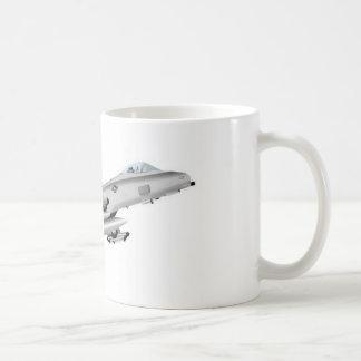 A10 thunderbolt jet design coffee mug