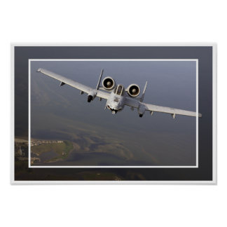 A10 Thunderbolt Posters