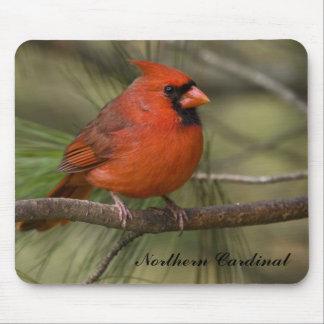 _A179011, Northern Cardinal Mouse Pad