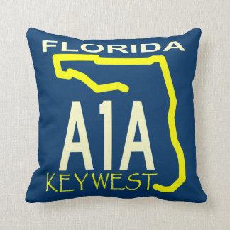 A1A Key West cuaesquiera almohadas del color