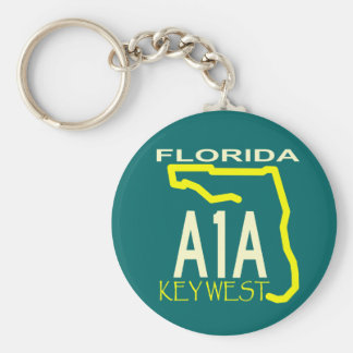 A1A  Keychain
