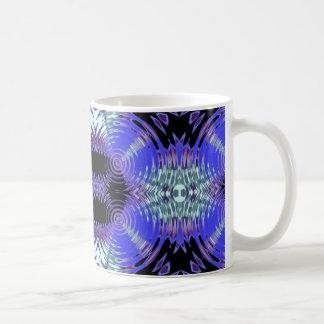 A21 Abstract Ripple Design Mug