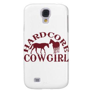 A262 hardcore cowgirl burgundy samsung galaxy s4 case