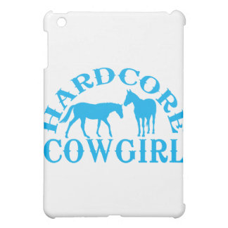 A262 hardcore cowgirl light blue cover for the iPad mini