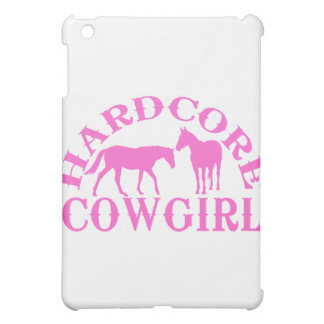 A262 hardcore cowgirl soft pink cover for the iPad mini