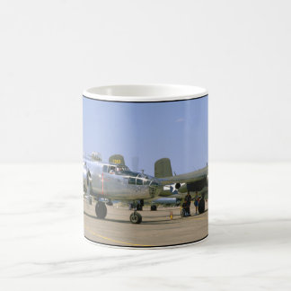 A26 Invader. (plane;a26_WWII Planes Coffee Mug
