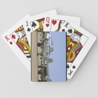 A26 Invader. (plane;a26_WWII Planes Playing Cards