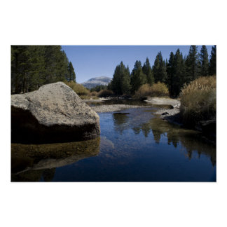 a2815 - Tuolumne Meadows, Yosemite National Park Poster