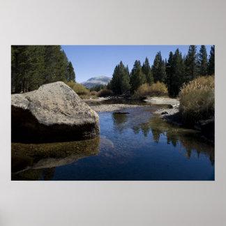 a2815 - Tuolumne Meadows, Yosemite National Park Poster