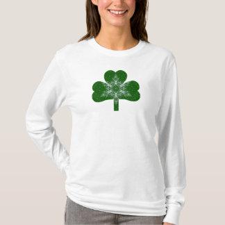 A29 Celtic Kaleidoscopic Clover T-Shirt 1