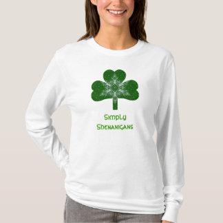 A29 Celtic Kaleidoscopic Clover T-Shirt 2