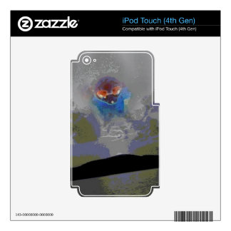 A2 iPod TOUCH 4G SKIN