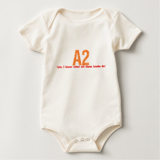 A2 Job Description Baby Bodysuits