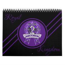 "A2M ""Royal Kingdom"" Calendar"