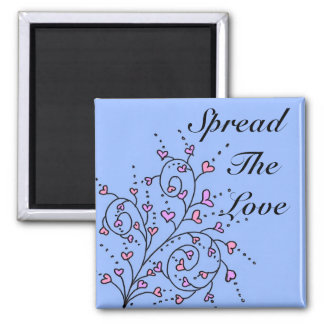A2Z SPREAD THE LOVE MAGNET