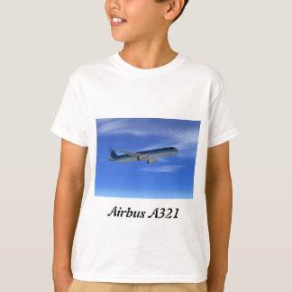 A321 Jet Airliner Aircraft T-Shirt